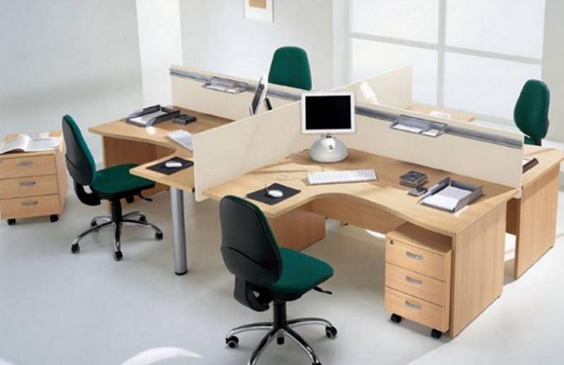 Địa chỉ thanh lý bàn ghế văn phòng cũ tại TPHCM giá rẻ
