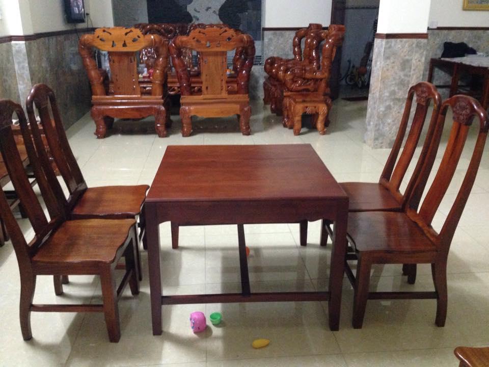Mua bán bàn ghế gỗ nhà hàng cao cấp 0414