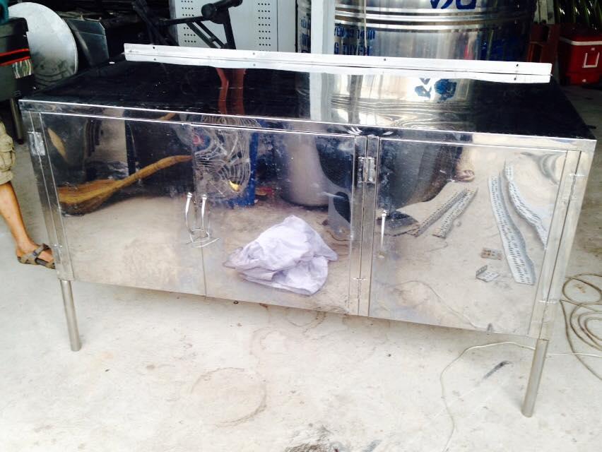 Thanh lý bàn bếp đa năng 0377