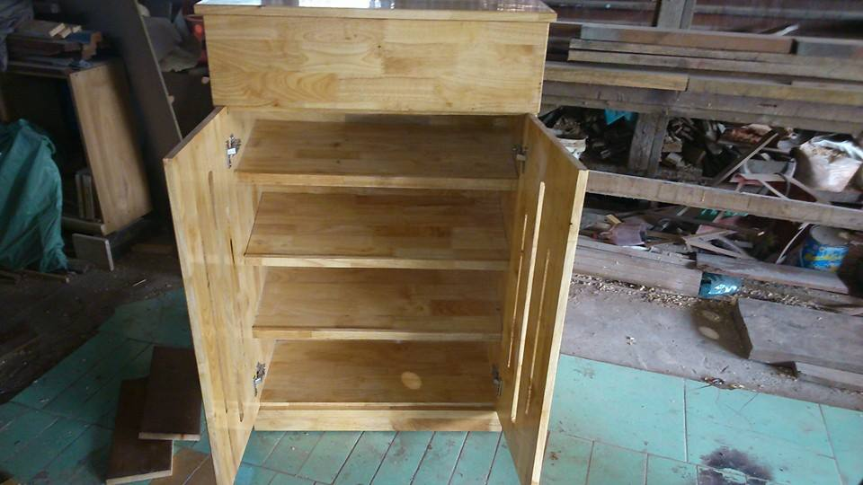Thanh lý tủ giầy dép gỗ 0288