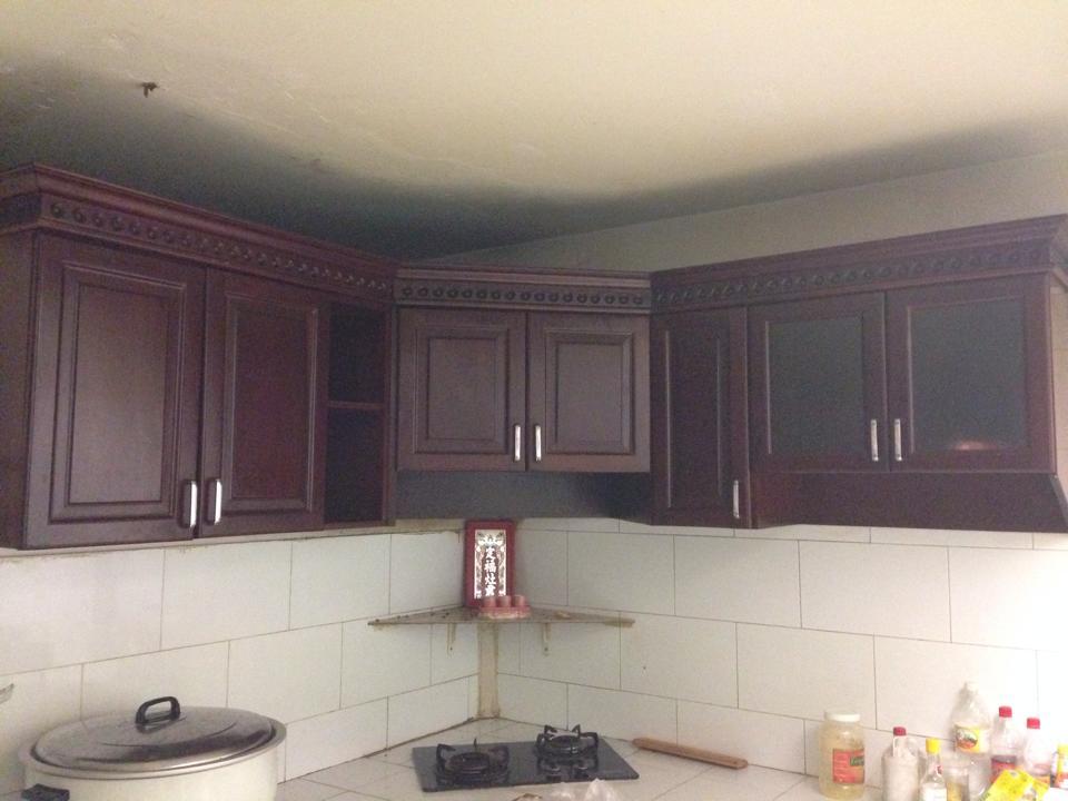 Thanh lý tủ bếp treo tường 0598