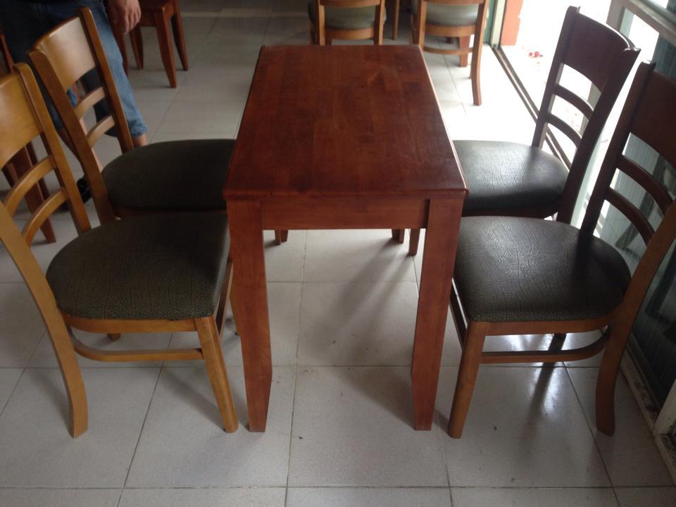 Mua bán bàn ghế nệm nhà hàng 0522