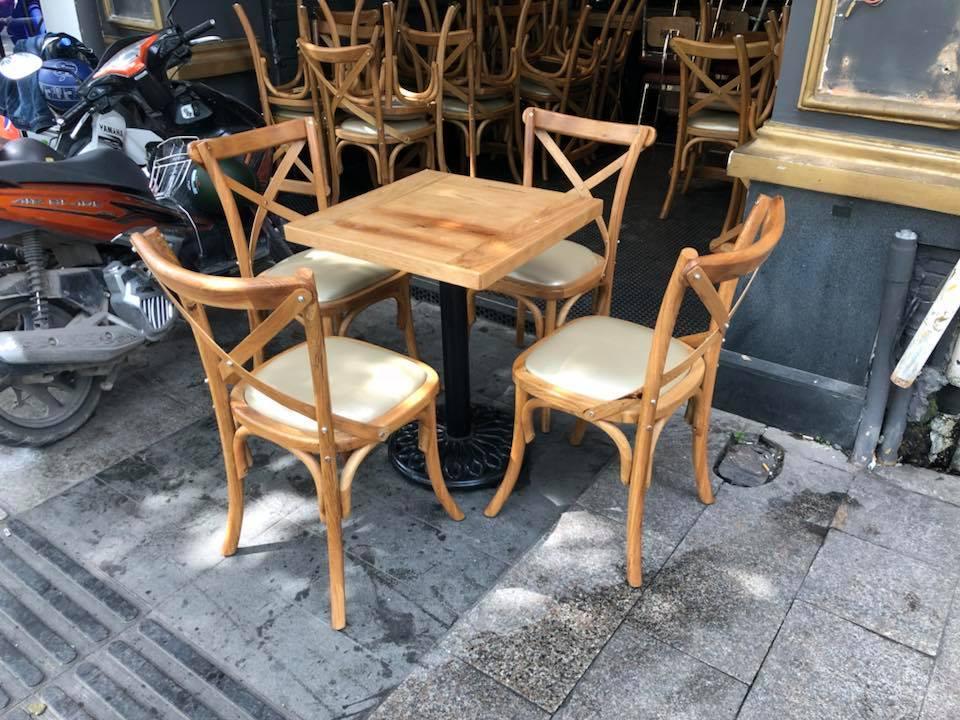 Mẫu bàn ghế nhà hàng đẹp - Mẫu bàn ghế nhà hàng đẹp