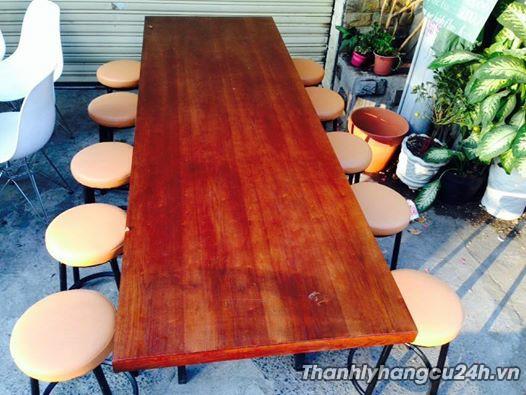 Mua bán bộ bàn mười ghế