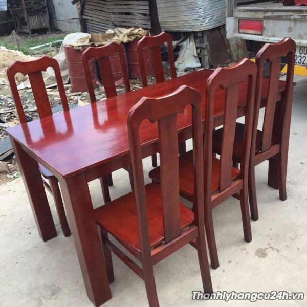 Bàn ghế thanh lý - Bàn ghế thanh lý - đồ cũ Hoài Lương
