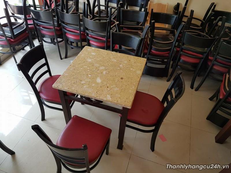 Thanh lý bàn ghế nhà hàng - Thanh lý bàn ghế nhà hàng