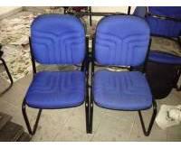 Thanh lý ghế chân quỳ xanh 0570