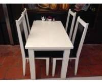 Thanh lý bàn ghế nhà hàng giá rẻ 0454