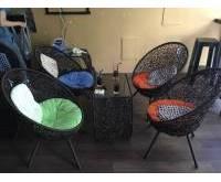 Bàn ghế cafe kiểu thanh lý