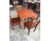 Bàn ghế gỗ nhà hàng thanh lý - Bàn ghế gỗ nhà hàng thanh lý