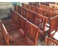 Thanh lý ghế gỗ nhà hàng